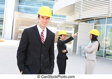 zbudowanie, handlowy zaprzęg