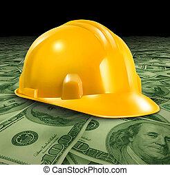 zbudowanie, handlowy