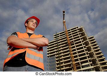 zbudowanie, nadzorca