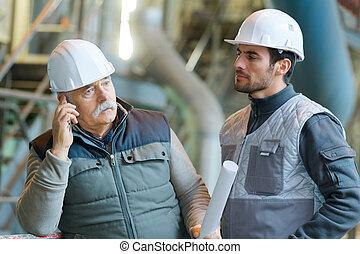 zbudowanie praca, umiejscawiać, inżynierowie