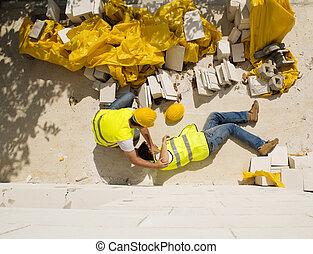 zbudowanie, wypadek