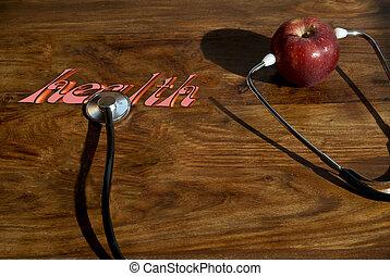 zdraví, a, výživa