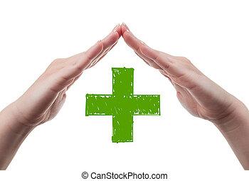 zdravotní pojištění, pojem