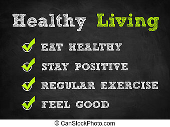 zdrowe życie, pojęcie