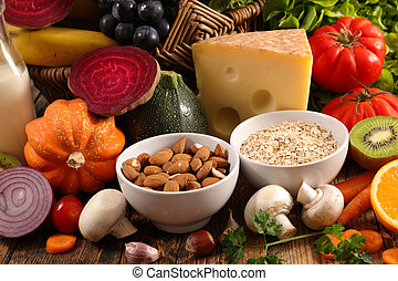 zdrowe jadło, asortyment