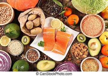 zdrowe jadło, dobrany