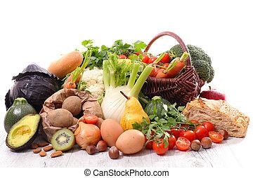 zdrowe jadło, składnik