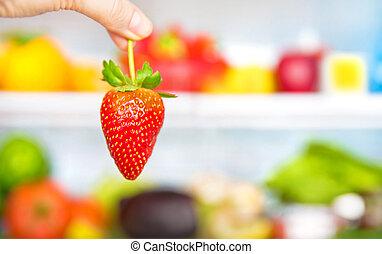 zdrowe jedzenie, styl życia