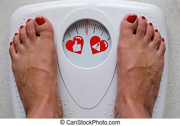 zdrowie, dieta, troska
