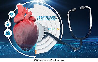 zdrowie, technologia, dane, patients., inteligencja, medyczny, analiza, healthcare, o, pomoc, sztuczny, nowoczesny, diagnosis.
