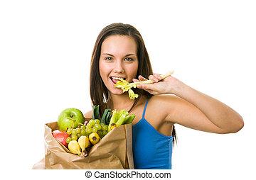 zdrowy, żywienie