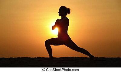 zdrowy, ruch