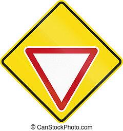 zealand, 前面, 给, -, 签署, pw-2, 方式, 新, 道路