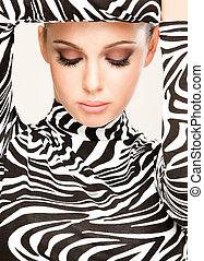 zebra, 時裝