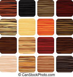 zebra, dřevo, abstraktní