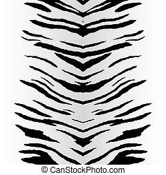 zebra stript