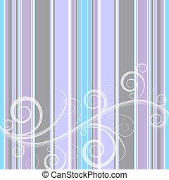 zebrato, fondo, (vector)