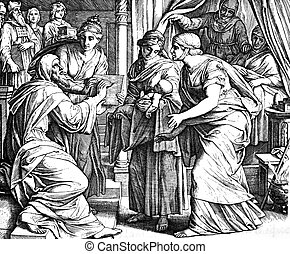 zechariah:, γιάννηs , 'his, όνομα