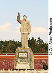 zedong, mao monument