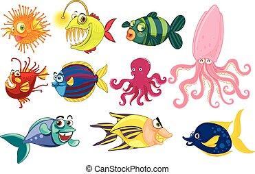 zee dieren