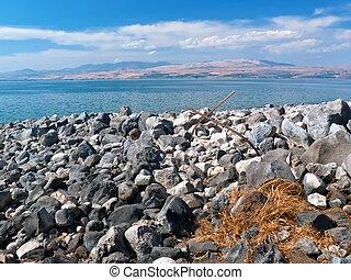 zee, gallilee, israel.