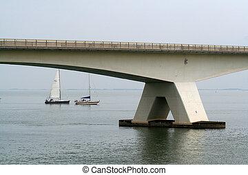zeeland, brug