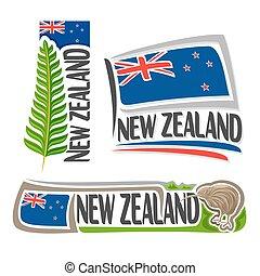 zeeland, logo, vector, nieuw