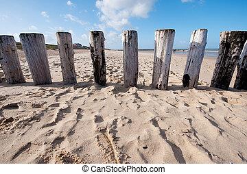 zeeland, strand