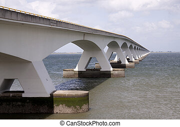 zeelandbrug, brug, zeeland, of
