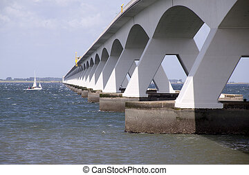 zeelandbrug, of, zeeland, brug