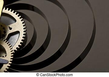 zegar, mechaniczny