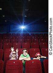 zeitvertreib, kino