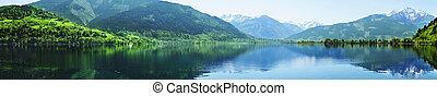 Zell lake, Zell Am Zee, Austria