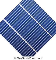 zelle, photovoltaisch, vektor