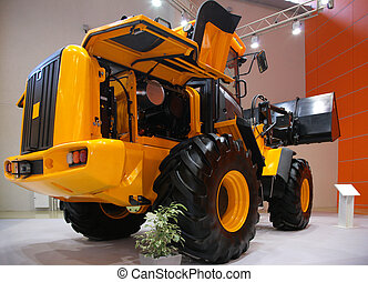 zemědělský stroje