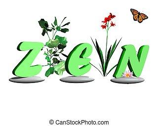 Zen and nature