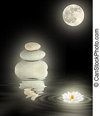 zen, beauty