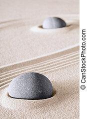 zen, harmonie, hintergrund