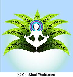Zen Icon - An image of zen icon.