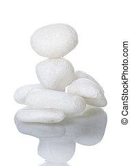 zen, kamienie