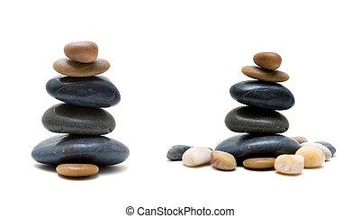 Zen-like stones