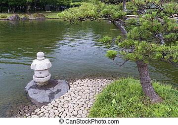 zen scenery