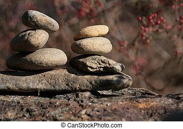 zen, stapelstein