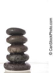 zen, steine