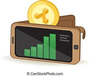 ZenCash Wallet - ZenCash Cryptocurrency Coin Digital Wallet