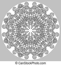 zendala, Kleuren, Volwassenen,  -, boek, Pagina