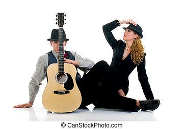 zeneértők, párosít