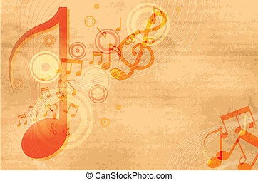 zene, grunge, háttér