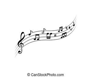 zene híres, ilustration