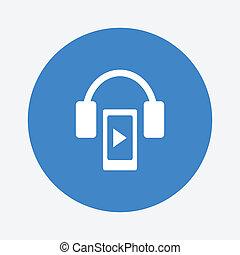 zene, hallgat